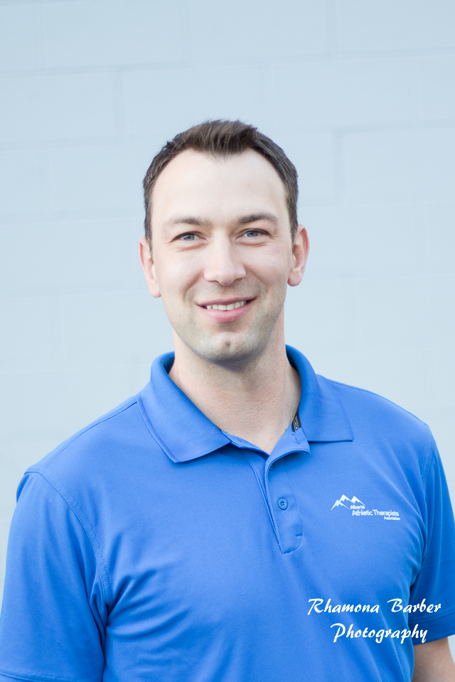 John Reinbolt Athletic Therapist