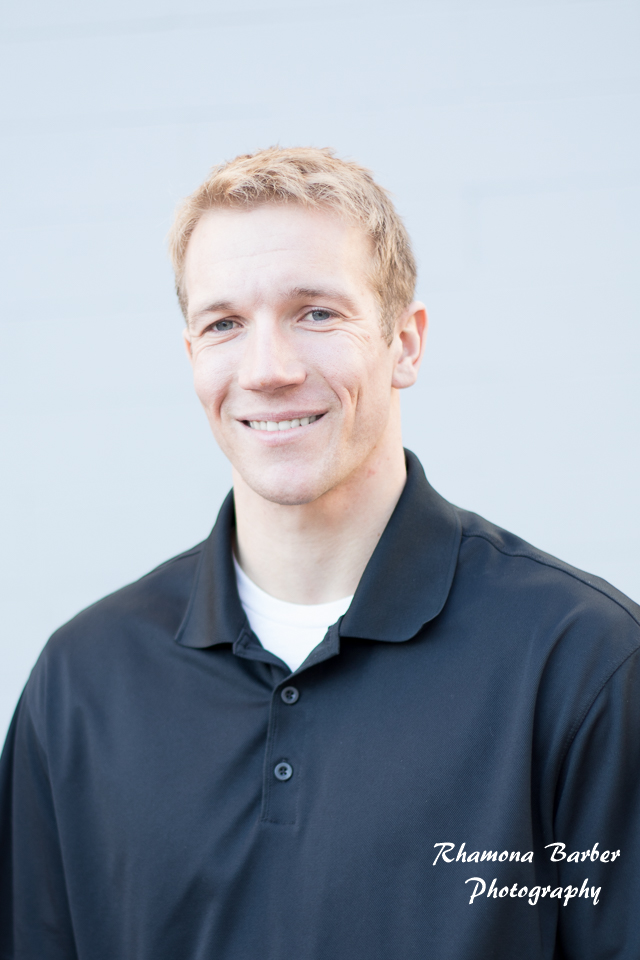 Prairie Therapy Athletic Therapist Matt