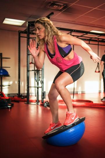 physiotherapy balance training